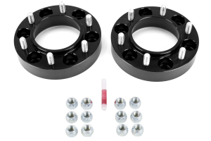 Spidertrax Wheel Spacers 6x5.5in 1.25in ( Part Number: WHS007K)