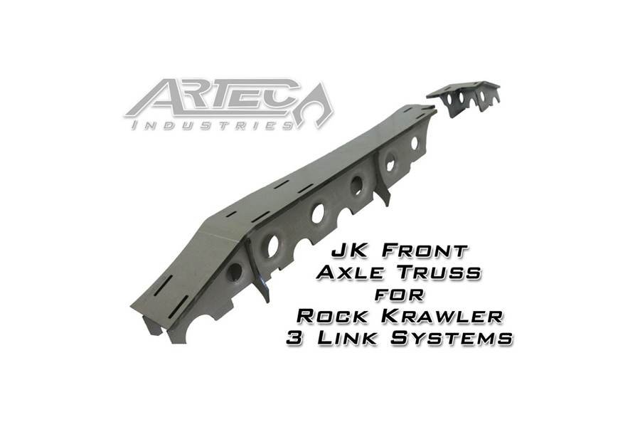 Artec Industries Front Axle Truss For Rock Krawler 3 Link ( Part Number: JK4402)