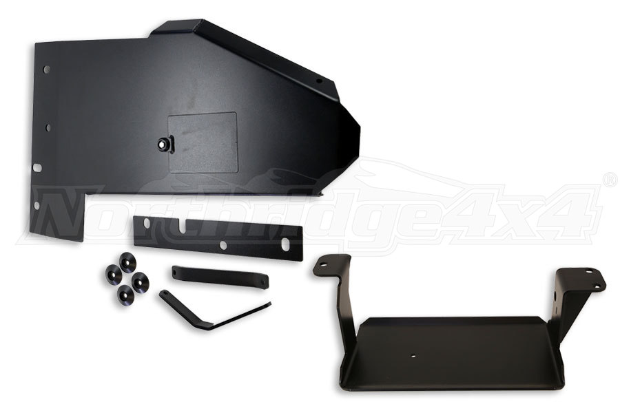 ROCK HARD 4X4 SKID PLATE PACKAGE 4DR