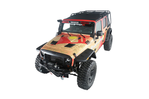 Rugged Ridge Exo-Top ( Part Number: 13516.02)