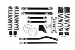 EVO Manufacturing 4.5in Enforcer Lift Kit Stage 3 PLUS (Part Number: )