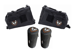 Rightline Gear Side Storage Bags and Roll Bar Bags - JK 4dr