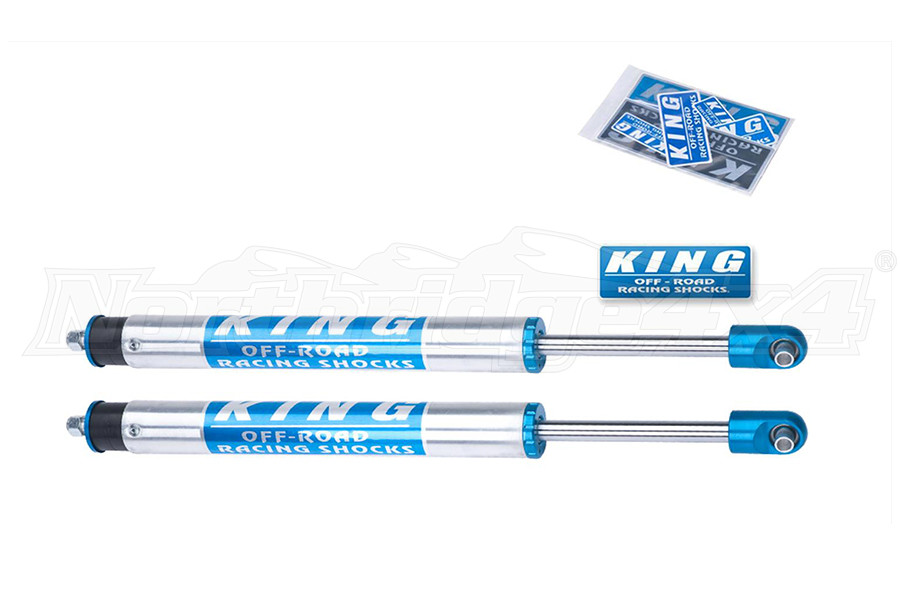 King Shocks 2.0 OEM Performance Series Front Shocks 3-5in Lift (Part Number:20001-166)