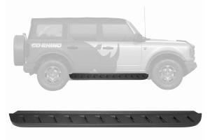 Go Rhino RB10 Running Boards Kit - Black - Ford Bronco 4Dr
