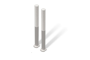 ARB Tred Pro Mount Extension Pins