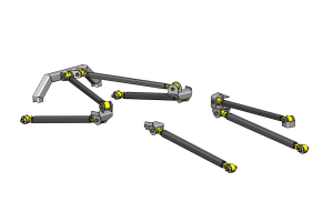 Clayton Pro series 3 Link Long Arm Upgrade Kit (Part Number: )