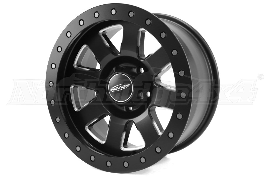 Pro Comp Vapor Pro 84 Series Wheel Satin Black 17x9 5x5 (Part Number:5184-7973)