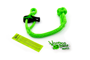 VooDoo Offroad Soft Shackle .5x8in Green