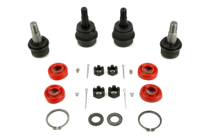 Alloy USA Heavy Duty 4-Piece Ball Joint Set ( Part Number: 11800)