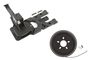 Rugged Ridge Tire Carrier and Brake Light Ring (Part Number: )