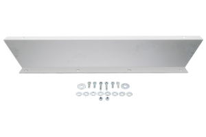 LOD Signature Series Shorty Front Bumper Skid Plate Bare Steel (Part Number: )
