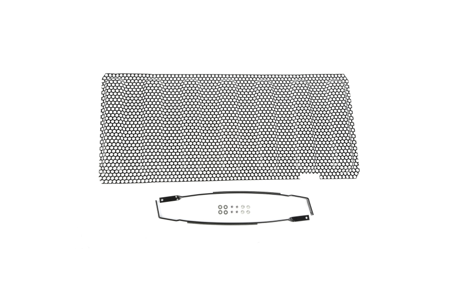 Rugged Ridge Mesh Grille Insert, Black (Part Number:11401.32)