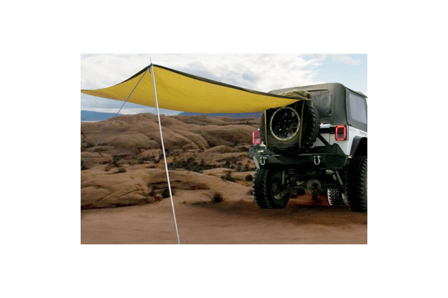 Smittybilt GEAR Trail Shade (Part Number:5662424)