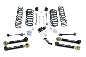 Teraflex 4in Lift Kit W/4 Lower Flexarms (Part Number: )