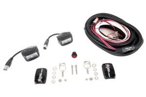 Rigid Industries SR-M Series Back Up Light Kit Diffused (Part Number: )