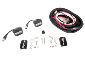 Rigid Industries SR-M Series Back Up Light Kit Diffused ( Part Number: 98000)