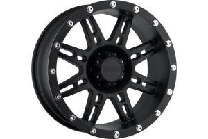 Pro Comp 7031 Series Flat Black Wheel 15x8 5x4.5 (Part Number: )