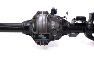 DANA ULTIMATE DANA 60 EATON LOCKER 3.73 FRONT AXLE ASSEMBLY W/ BRAKES  - JK
