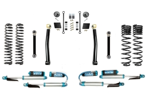 Evo Manufacturing 2.5in Enforcer Stage 3 Lift Kit w/ Comp Adjuster Shocks - JT Diesel