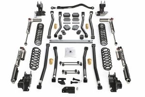 Teraflex Alpine CT3 3.5in Long Arm Suspension System - w/Falcon SP2 3.3 Adj. Shocks - JL 2dr
