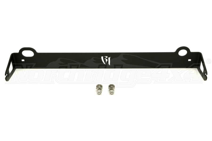 Rigid Industries Center Bumper LED Light Bar Mount (Part Number:46529)
