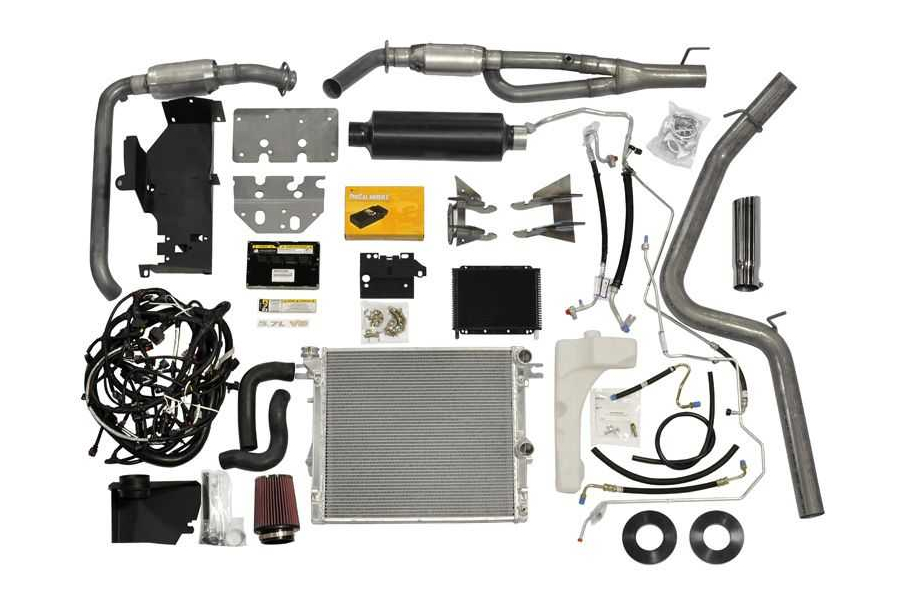 AEV 6.4L VVT HEMI Conversion Kit (Part Number:40307046AB)