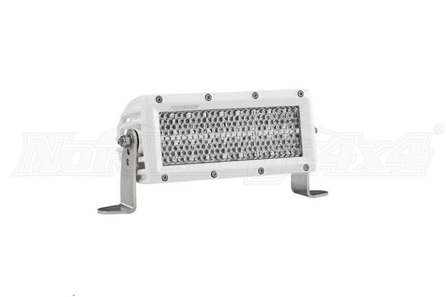 Rigid Industries E-Series Pro Driving Diffused 6in (Part Number:895513)