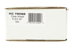 KC Hilites Shield for FLEX LED Light Array Set 30in (Part Number: )
