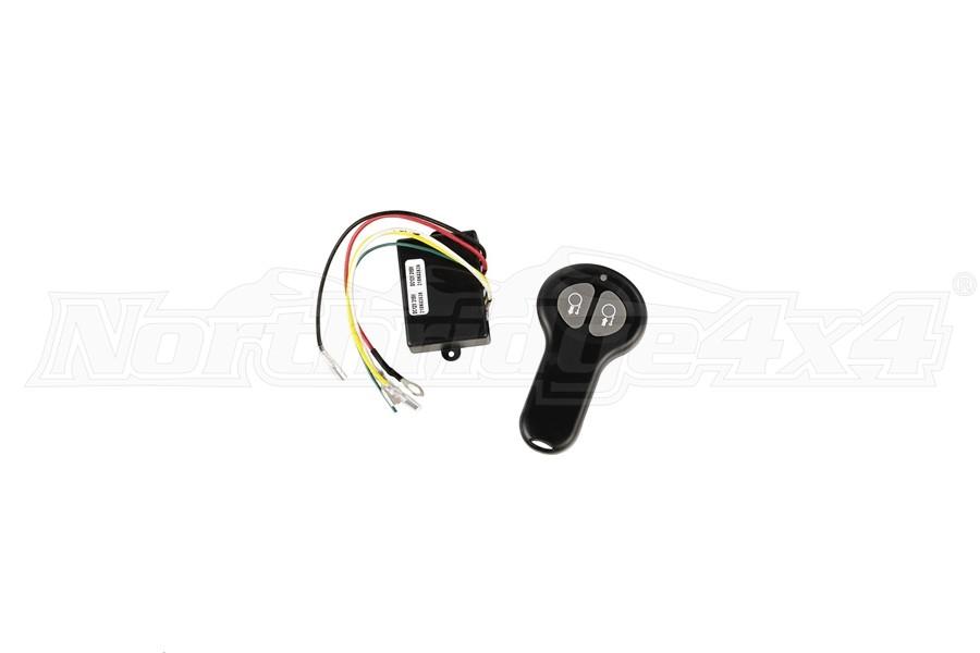 Rugged Ridge Trekker Winch Wireless Remote Control