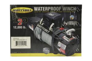 Smittybilt X-20-12 Gen2 Waterproof Winch (Part Number: )