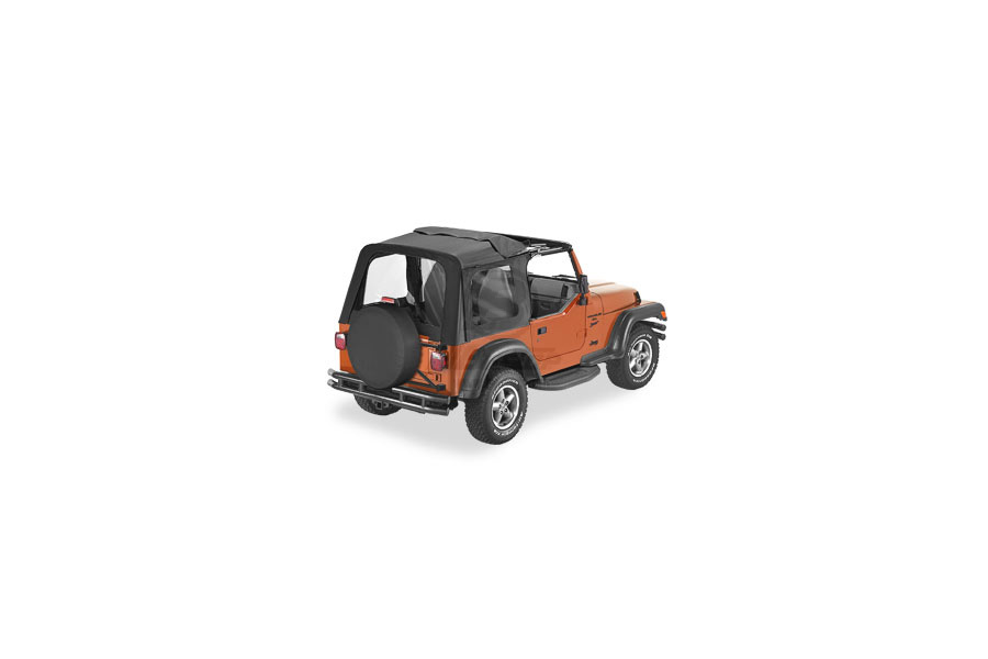 Bestop Sunrider w/ No Doors (Part Number:51719-35)