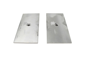 Rubicon Express Degree Shim Pair 2.5 inch x 6 inch Steel ( Part Number: RE1468)