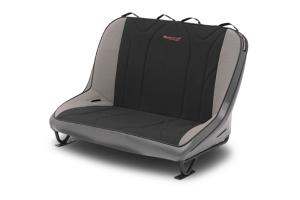 MasterCraft Rubicon Rear Bench Seat w/o Headrests Smoke / Black (Part Number: )