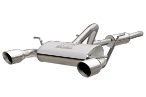 Magnaflow MF Series CatBack Exhaust System w/ Dual Polished Tips - JL 3.6L