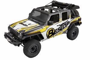 Bestop Supertop® Ultra Soft Top Black Twill - JL 4dr