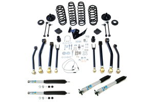 Teraflex 3in Lift Kit, W/8 Control Arms and Bilstein Shocks - JK 4DR