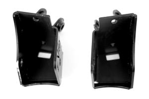 EVO Manufacturing Rear Rockstar Skids - JK