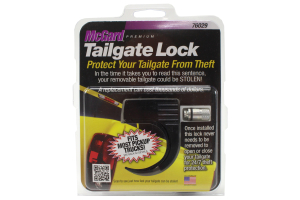 McGard Universal Tailgate Lock (Part Number: )