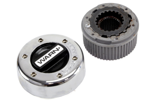 Warn Standard Manual Hubs (Part Number: )