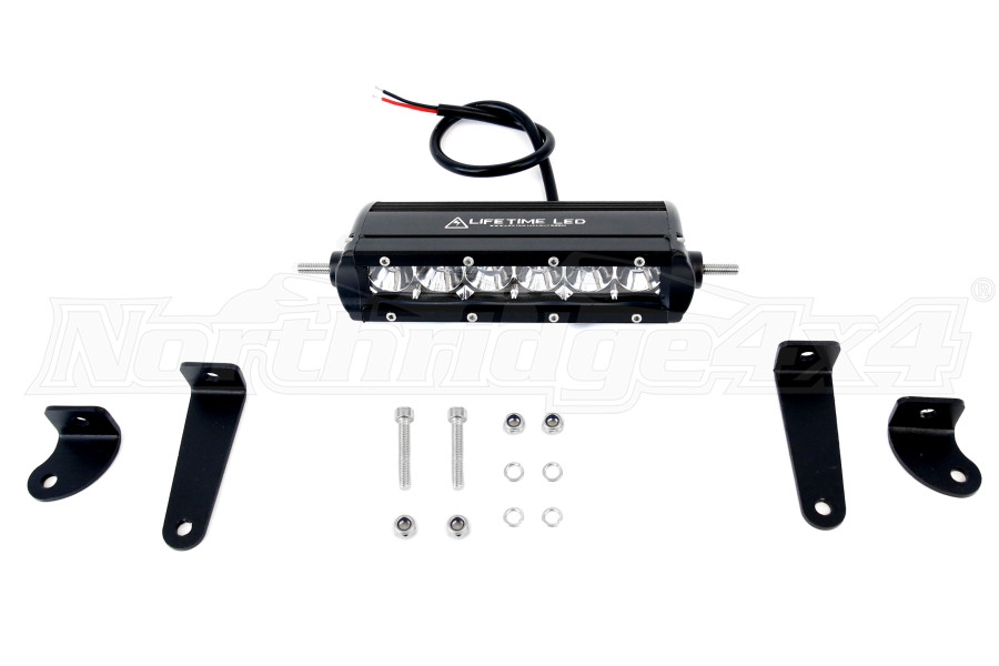 Lifetime LED Light Bar Flood 6in (Part Number:LLL30-5W-2700-F)