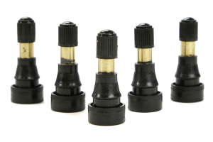 Pro Comp Black Chrome Lug Nuts w/ Valve Stems ( Part Number: 21184B)
