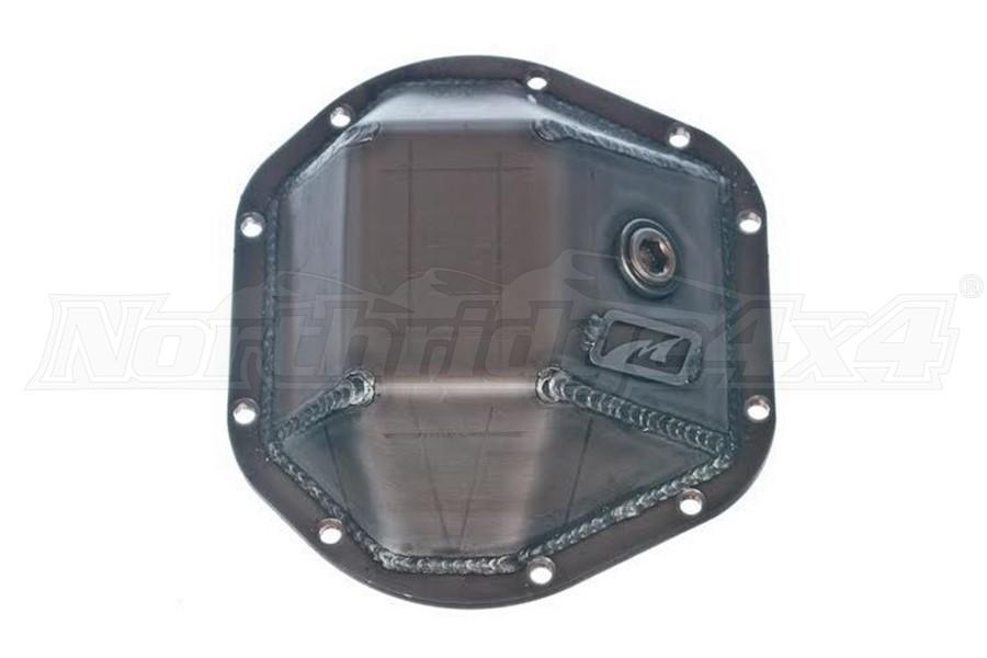 Motobilt Dana 44 Front/Rear Diff Cover - Bare Steel