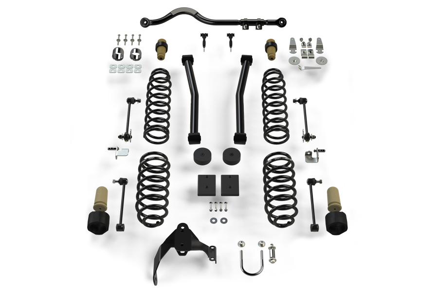 Teraflex 2.5in Sport ST2 Suspension System - No Shocks - JK 4Dr