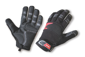 Warn Winching Gloves XX-Large (Part Number: )