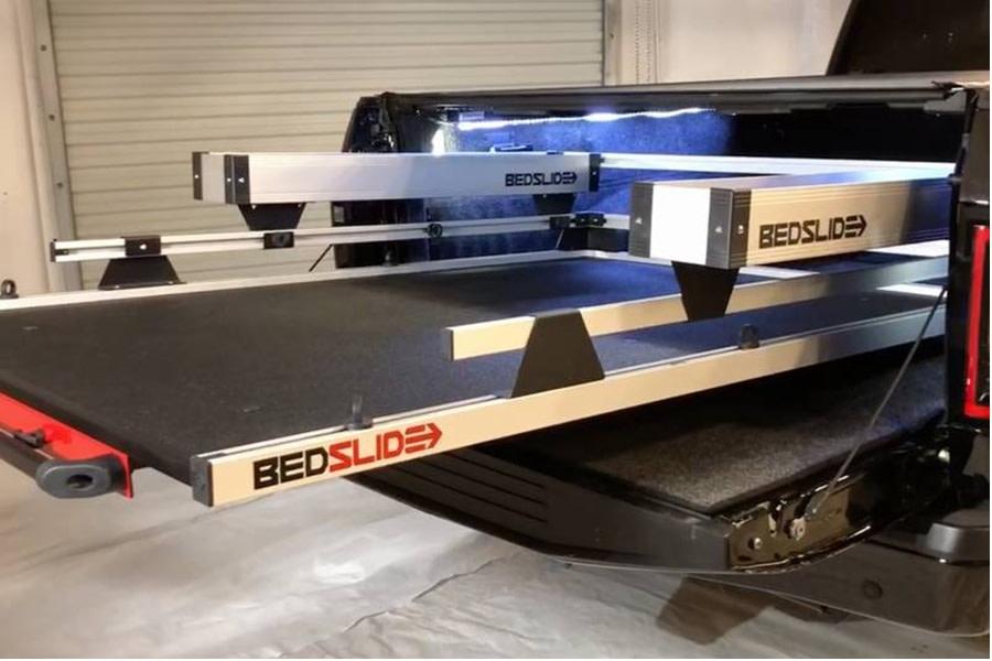 BedSlide BedBins Side Kix - 7in x 44in