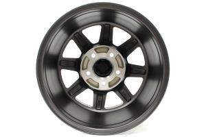 MHT Trophy Series Wheel Matte Gray 17x8.5 5x5 - JT/JL/JK