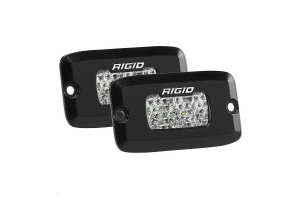 Rigid Industries SR-M Series PRO Flood/Diffused Back Up Light Kit (Part Number: )