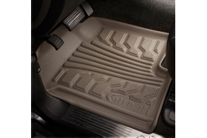 Lund Catch-It Vinyl Front Floor Mats, Tan  (Part Number: )