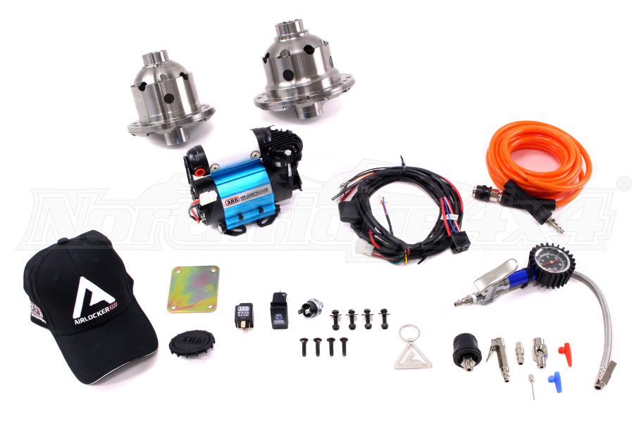 ARB TRACTION PACK LOCKER KIT  (Part Number:100/117KIT1)