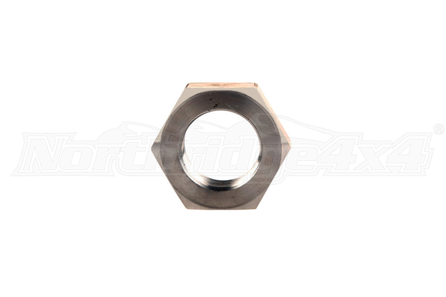 Nut, Axle Shaft, Dana 33/44 Frot; 07-16 JK (Part Number:16532.05)